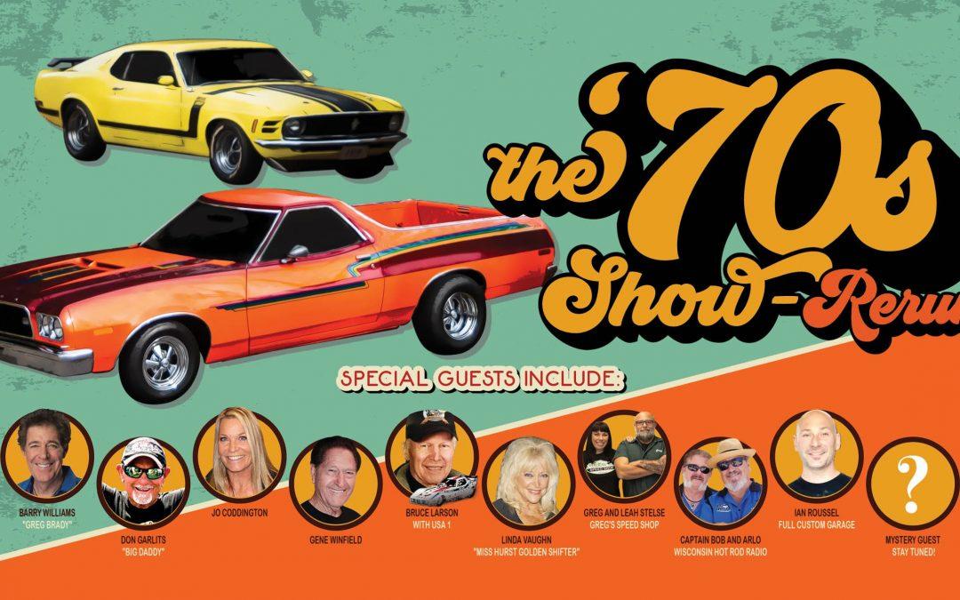 Iola Car Show July 8-10, 2021