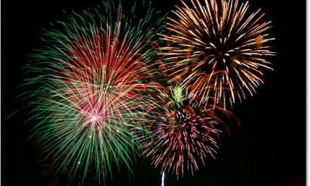 Fireworks July 3