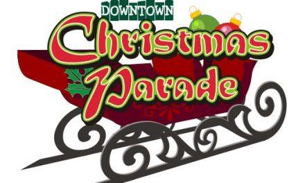 Christmas Parade December 7th