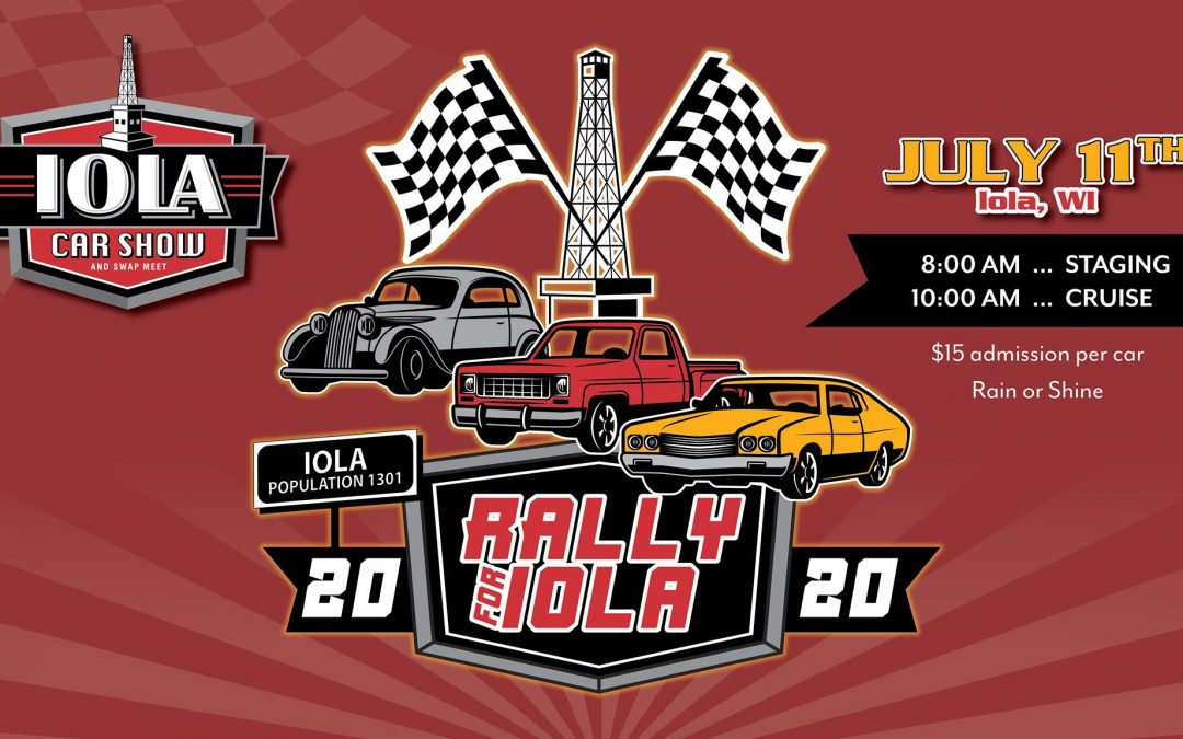 Rally for Iola Car Cruise