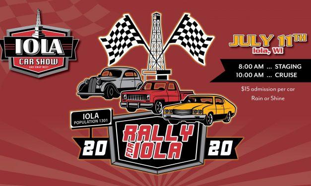 Rally for Iola Car Cruise